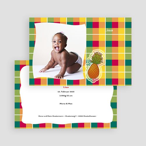 Geburtskarten für Mädchen - Ylvi 17671 test