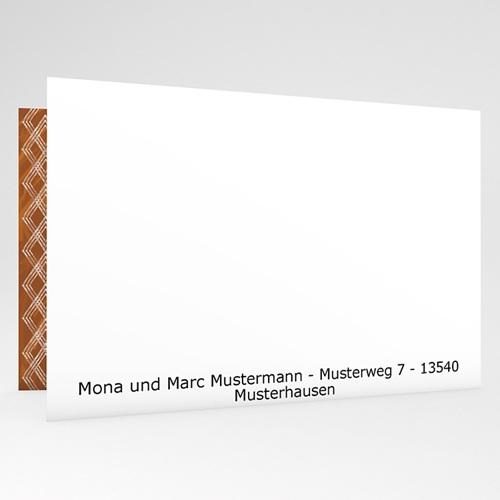 Geburtskarten für Mädchen - Ebenholz 17673 test