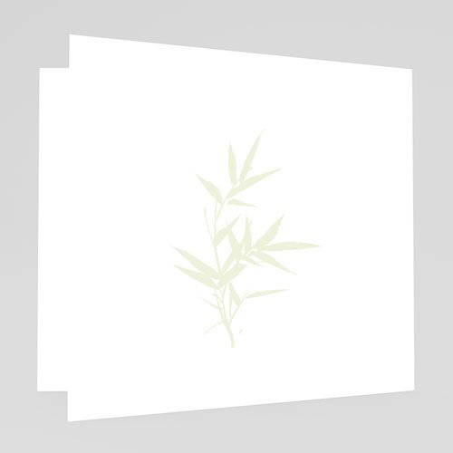 Originelle Hochzeitskarten  Bambuswald gratuit