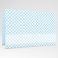 Babykarten für Jungen - Vichy Karos blau 17842 test