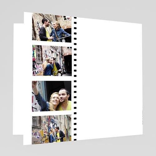 Hochzeitskarten mit Foto - Hollywood 17864 test