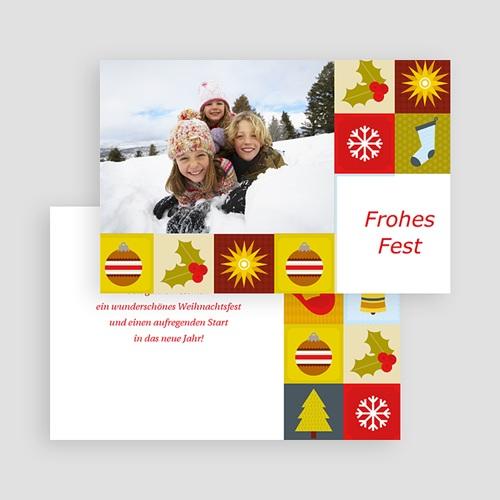 Weihnachtskarten - Zauberkugel 17893 thumb