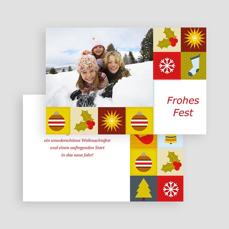 Weihnachtskarten Zauberkugel gratuit