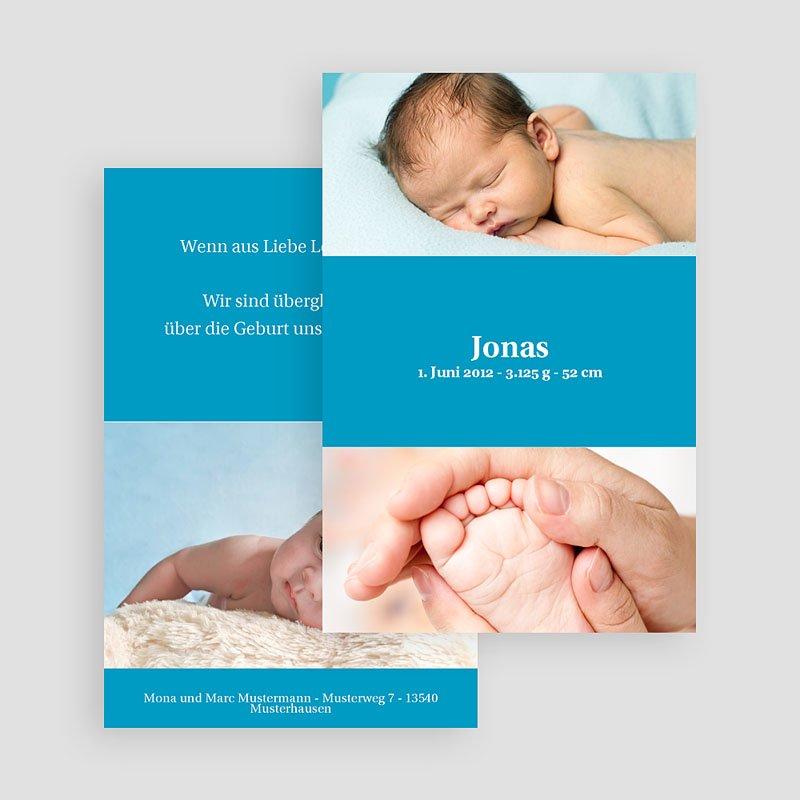 Geburtskarten für Jungen Jeremy gratuit