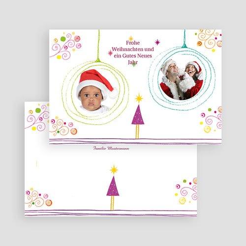 Weihnachtskarten - Knecht Ruprecht 18004 test