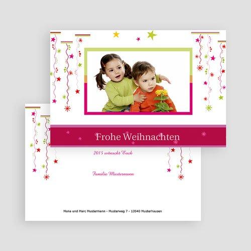 Weihnachtskarten - Weihnachtsstimmung 18005 test