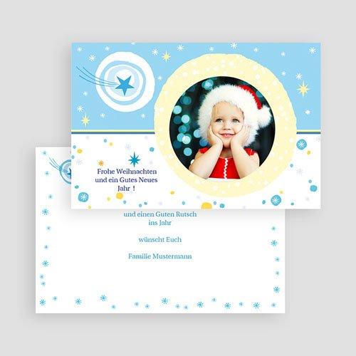 Weihnachtskarten - Schneelandschaft 18006 preview