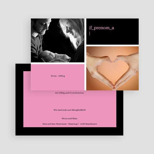 Geburtskarten für Mädchen - Quila 18047 test