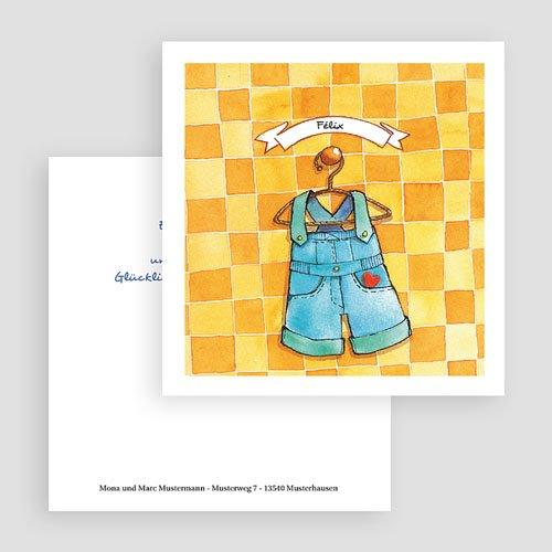 Geburtskarten für Jungen Anna Petrov gratuit
