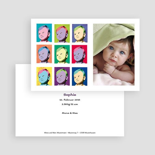 Archivieren - Babykarte Andy 18106 preview