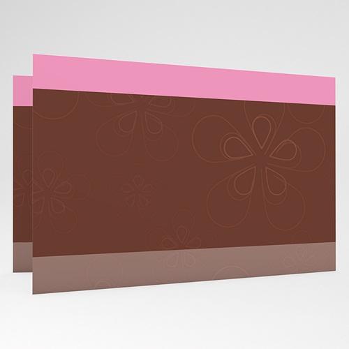 Geburtskarten für Mädchen - Rose und Schokolade 18300 preview