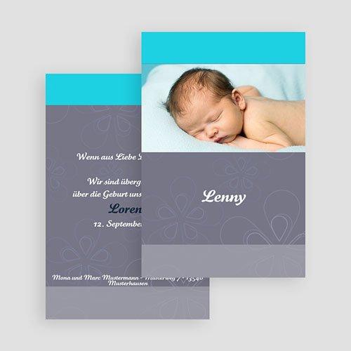 Archivieren - Babykarte Benjamin 18303 test