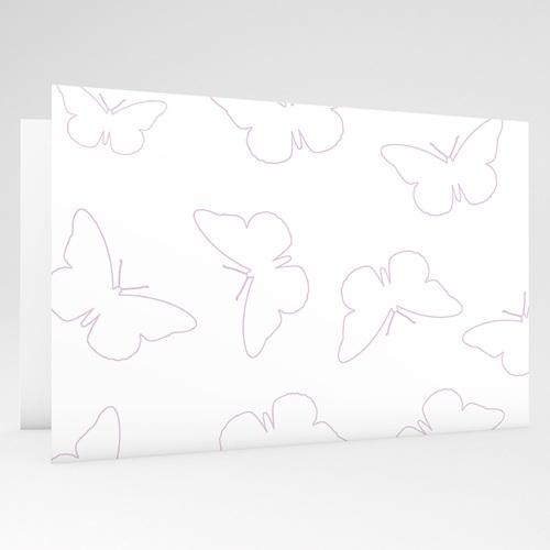 Archivieren - Schmetterlinge in violett 18343 preview