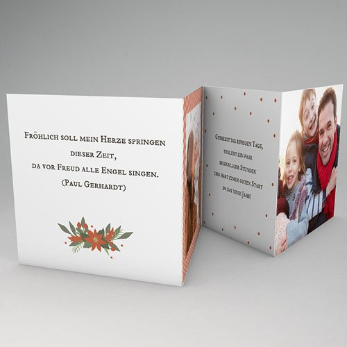 Weihnachtskarten - Rauschengel 18346 preview