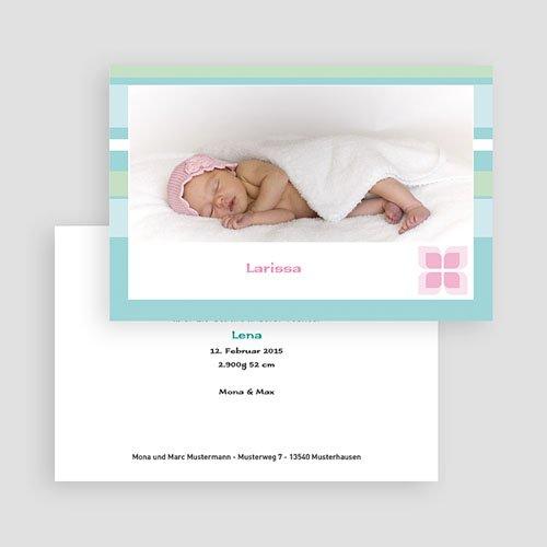 Geburtskarten für Mädchen - Lilah 1 18469 preview