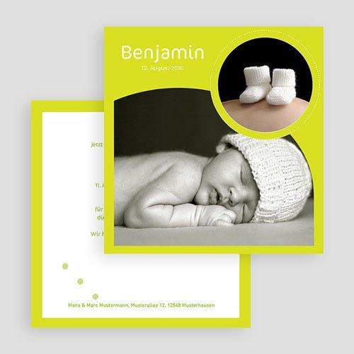 Geburtskarten für Mädchen Harmonie gratuit