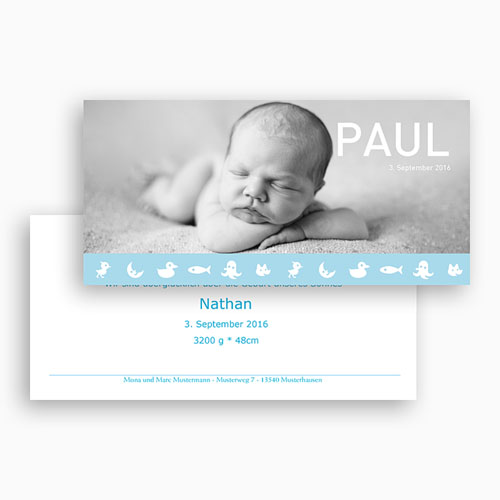 Babykarten für Jungen - Lennart 18501 test