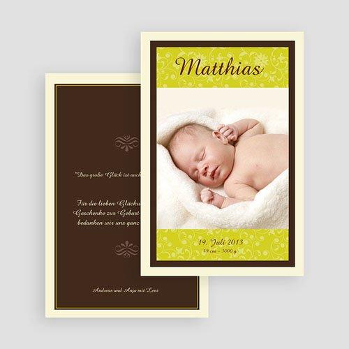 Babykarten für Jungen - Sven 18507 preview