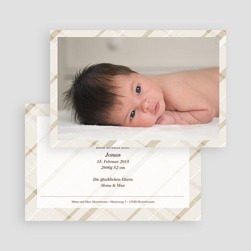 Geburtskarten für Mädchen - Myrte 18586 thumb