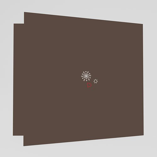 Weihnachtskarten - Tannen 18644 test