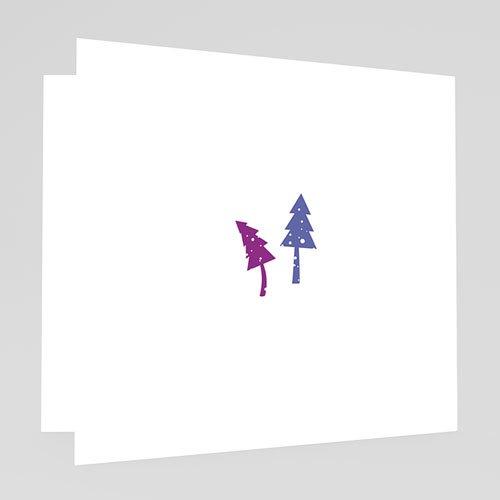 Weihnachtskarten - Vögel im Schnee 18645 preview