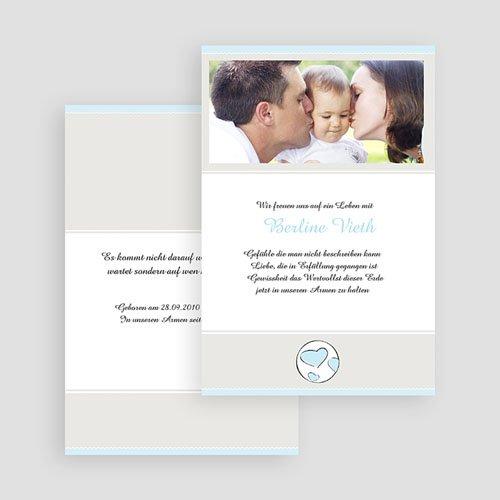 Adoptionskarten für Jungen Kindestraum gratuit