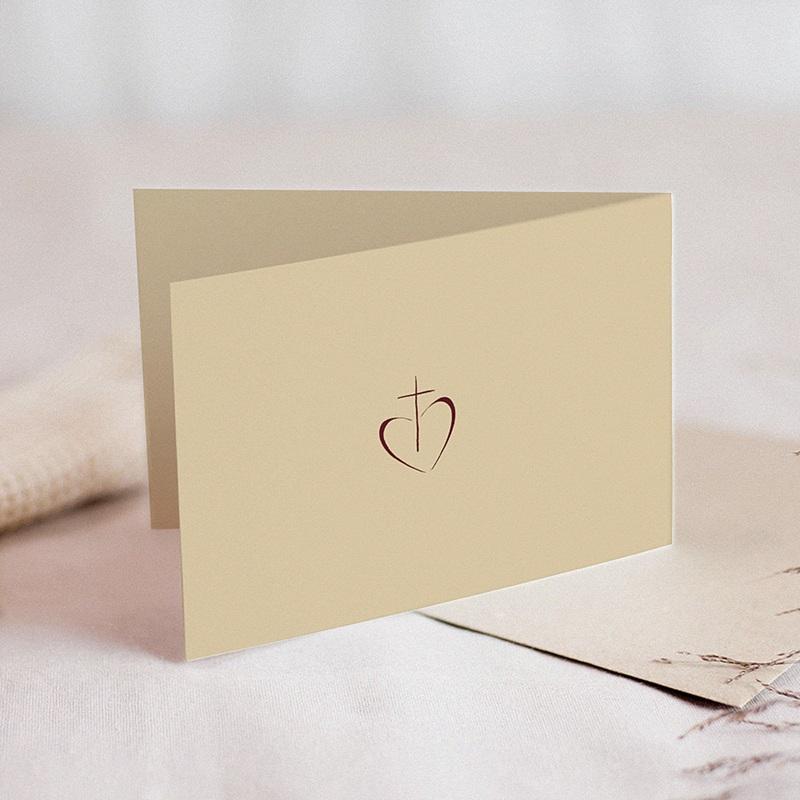 Einladungskarten Kommunion Mädchen Kelch mit Brot gratuit