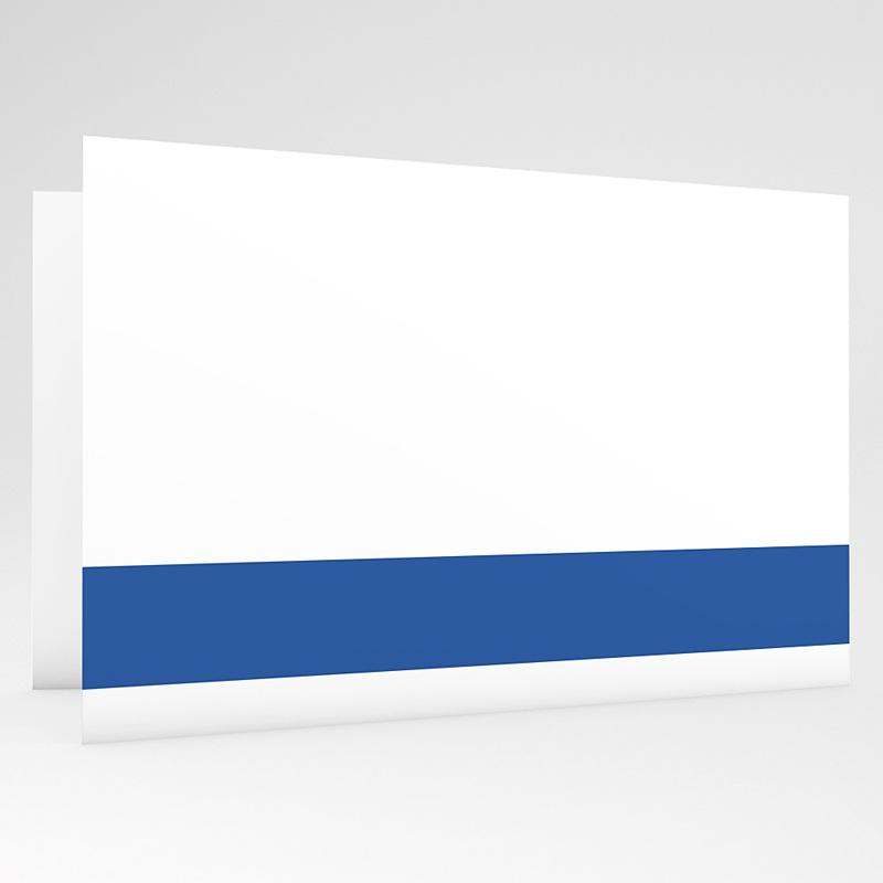 Einladungskarten Bar Mitzwah Blaues Band gratuit