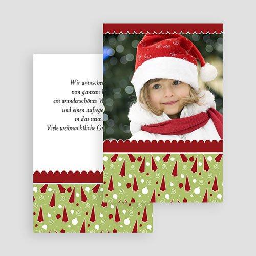 Weihnachtskarten - Weihnachtswunder 18974 preview