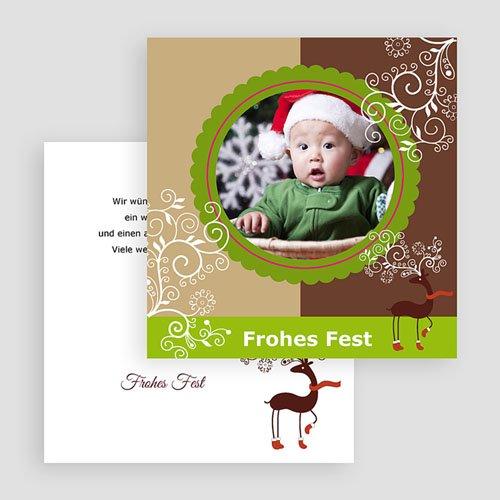 Weihnachtskarten - Retro 18983 preview