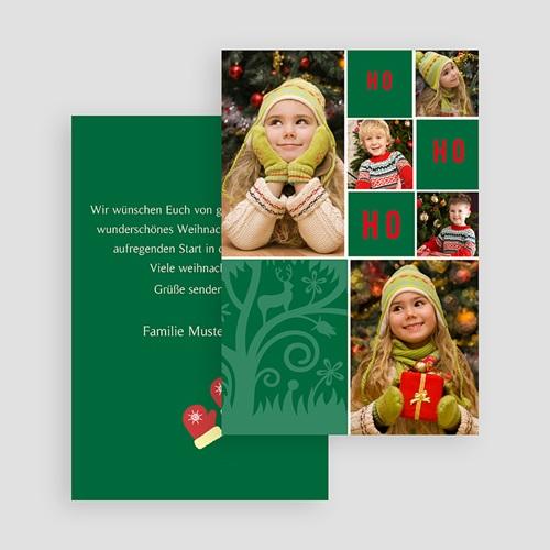 Weihnachtskarten - Wunsch 19013 preview