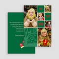 Weihnachtskarten - Wunsch 19013 thumb