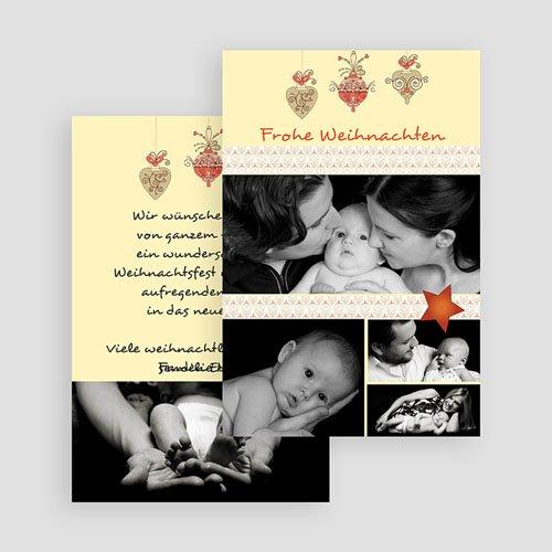 Weihnachtskarten - Frohe Weihnacht 19014 preview