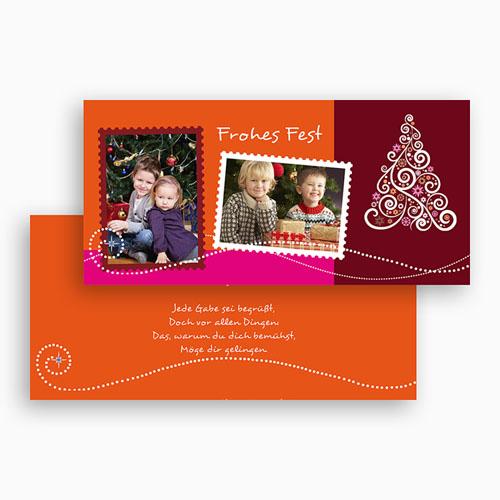 Weihnachtskarten - Kerzenschein 19019 preview