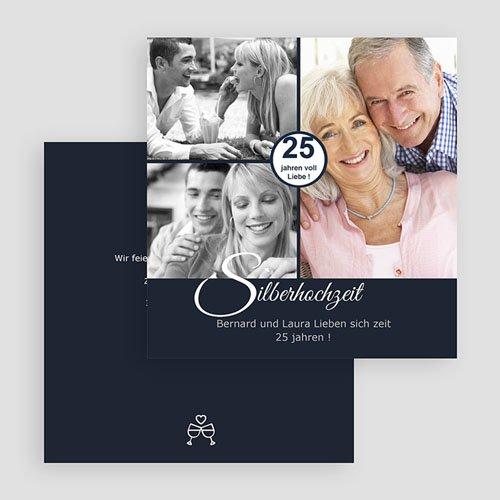 Hochzeit Einladungskarten Geburtstag Edel gratuit
