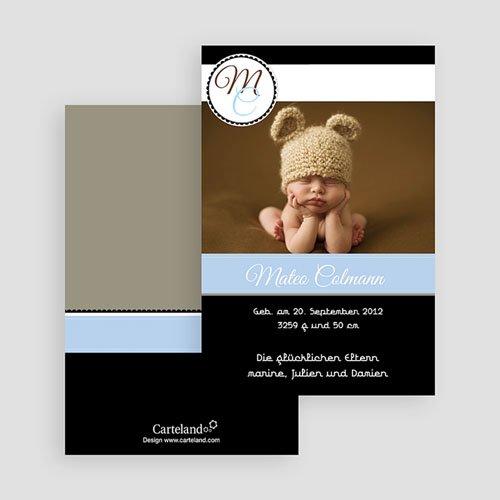 Geburtskarten für Mädchen - Finn Luca 19452 preview