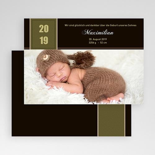 Geburtskarten für Jungen - Geschenk des Lebens 19483 thumb