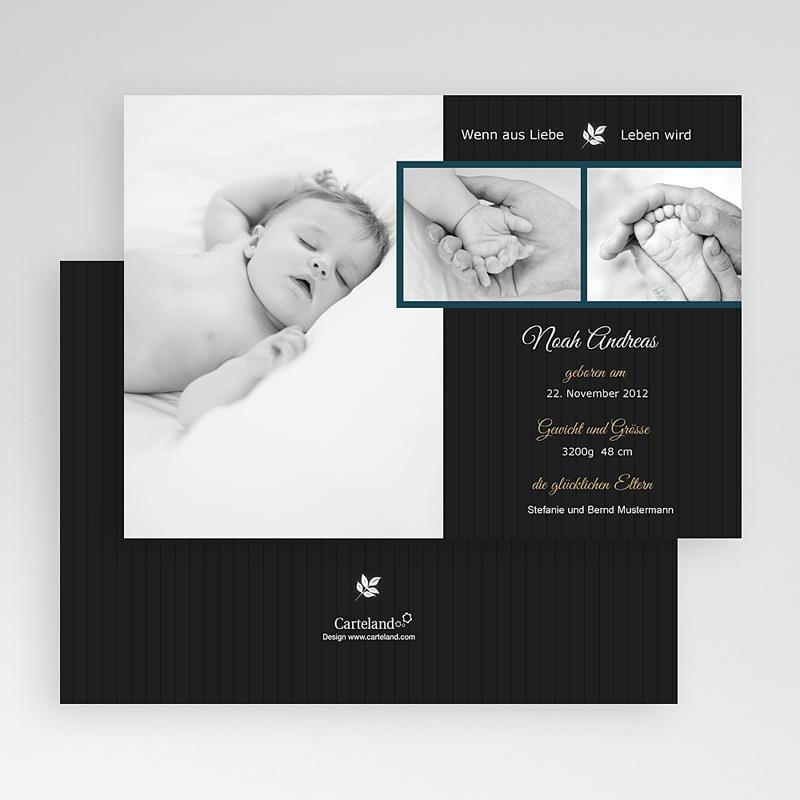 Geburtskarten für Jungen Modern originell gratuit