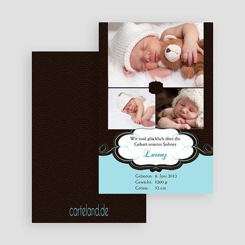 Geburtskarten für Jungen - Manuel 19492 test