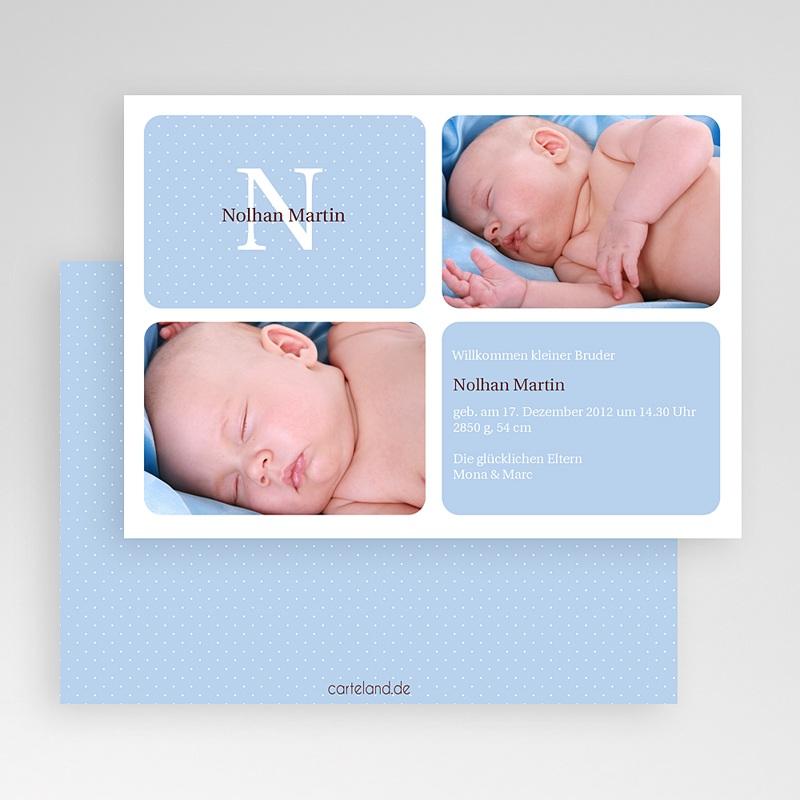 Geburtskarten für Jungen Elias gratuit