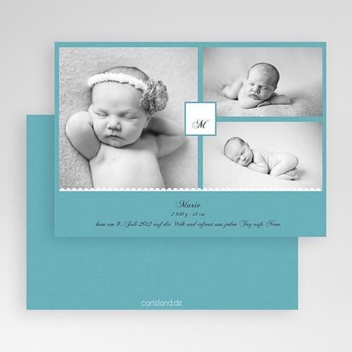 Geburtskarten für Mädchen - Tulpe 19518 preview