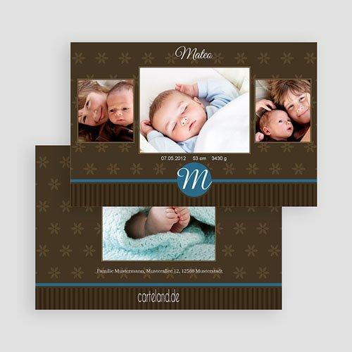 Babykarten für Jungen - Stefan 19520 preview