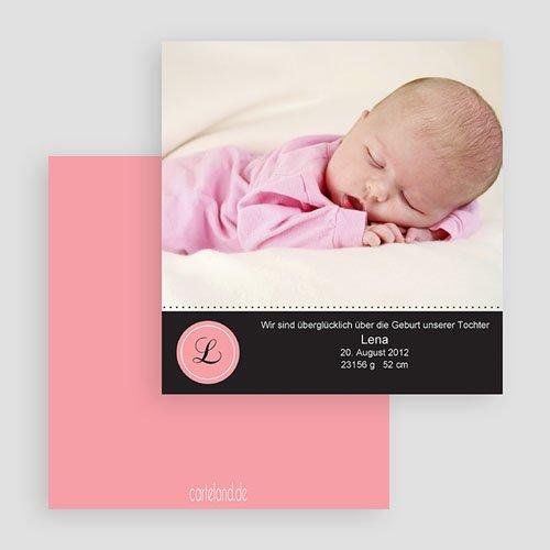 Geburtskarten für Mädchen - Lena 19523 test