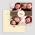 Geburtskarten für Mädchen Alice gratuit