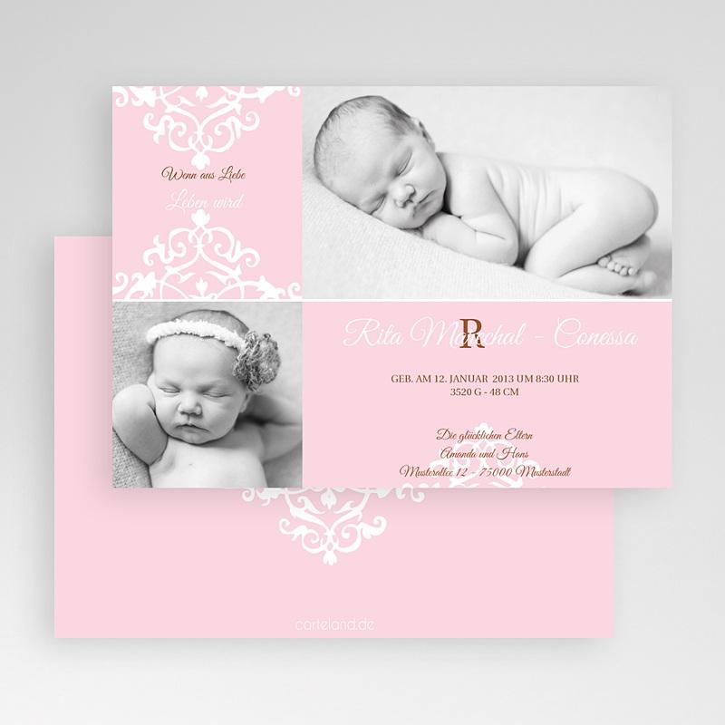 Geburtskarten für Mädchen Azalee gratuit