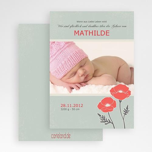 Geburtskarten für Mädchen Rixa gratuit