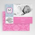 Geburtskarten für Mädchen - Veilchen 19599 test