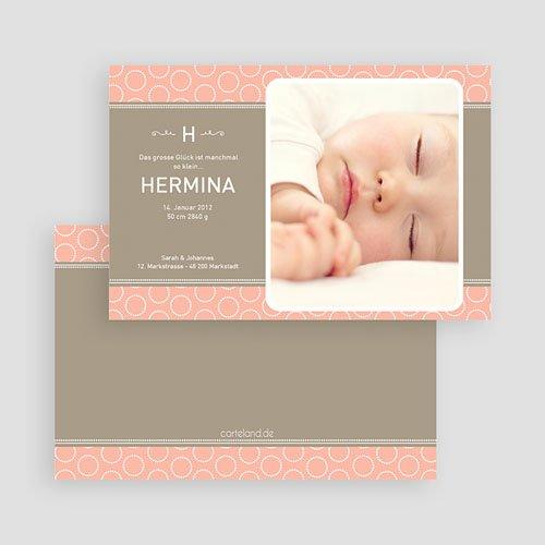 Geburtskarten für Mädchen - Hermione 19605 preview
