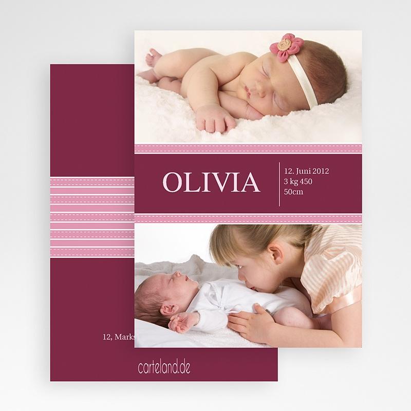 Geburtskarten für Mädchen Olga gratuit