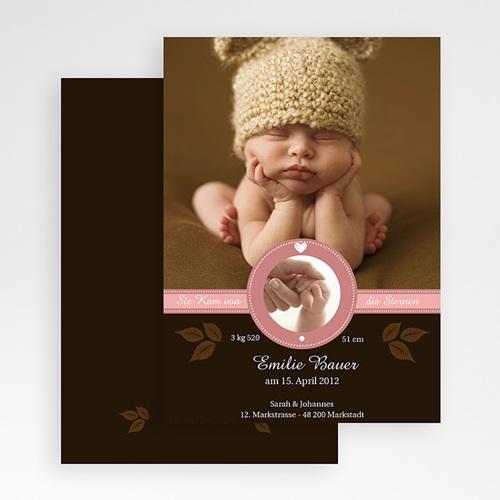 Geburtskarten für Mädchen - Annabell 19647 preview